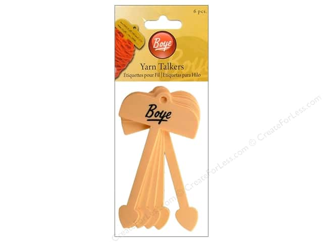 Boye Yarn Talkers 6 pc.