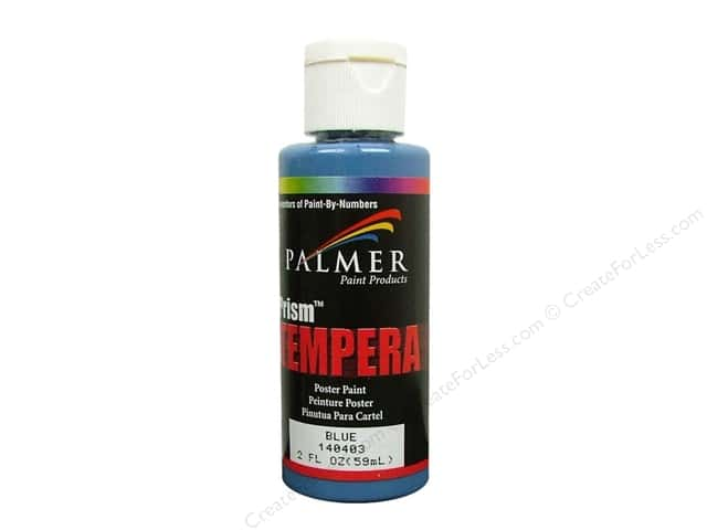 Palmer Tempera Poster Paint 2 oz. Blue