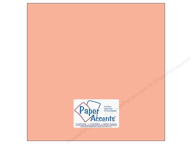 Cardstock 12 x 12 in. #10092 Stash Builder Camelia by Paper Accents (25 sheets)