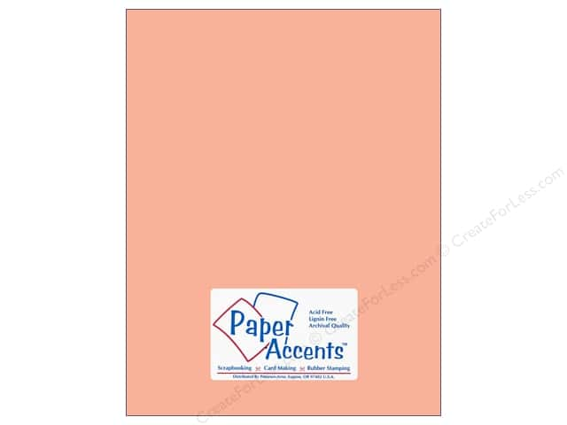 Cardstock 8 1/2 x 11 in. #10092 Stash Builder Camelia by Paper Accents (25 sheets)