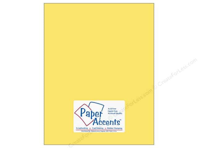 Paper Accents Cardstock 8 1/2 x 11 in. #10102 Stash Builder Daisy Chain 25 pc.