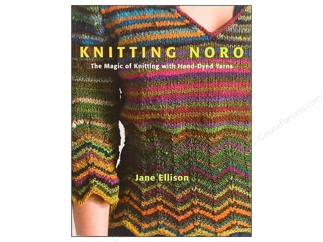 Potter Publishers Knitting Noro Book