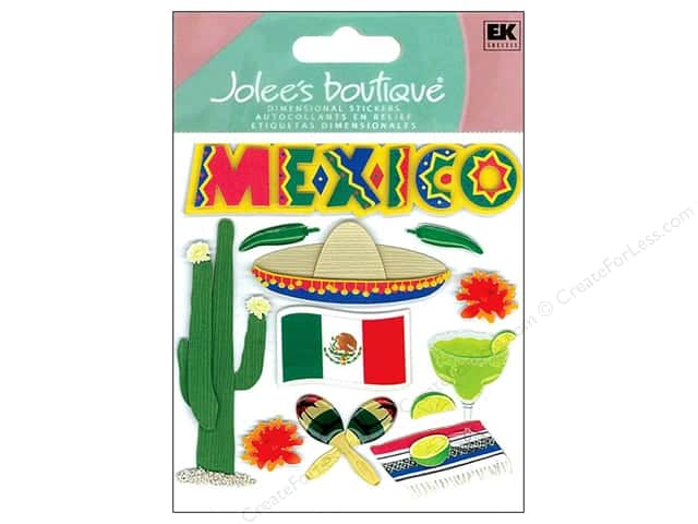 Jolee's Boutique Stickers Mexico