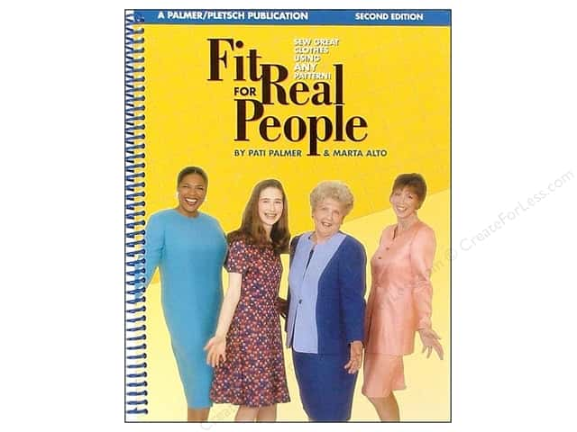 Palmer Pletsch Fit for Real People 2nd Edition Spiral Bound Book