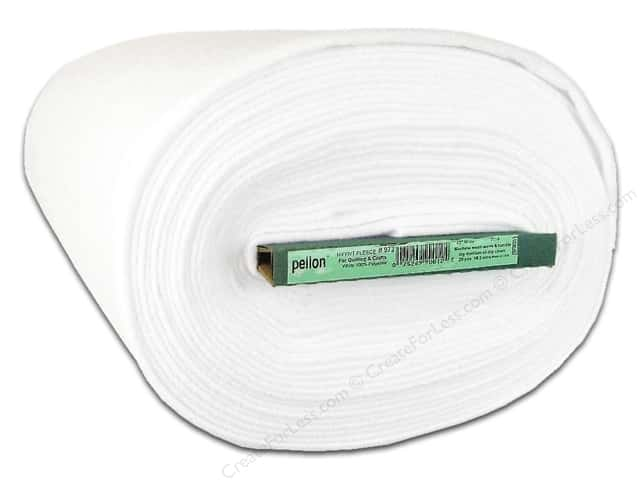 Pellon Econo-Fleece 45 in. x 20 yd. White (20 yards)