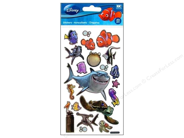 EK Disney Sticker Finding Nemo