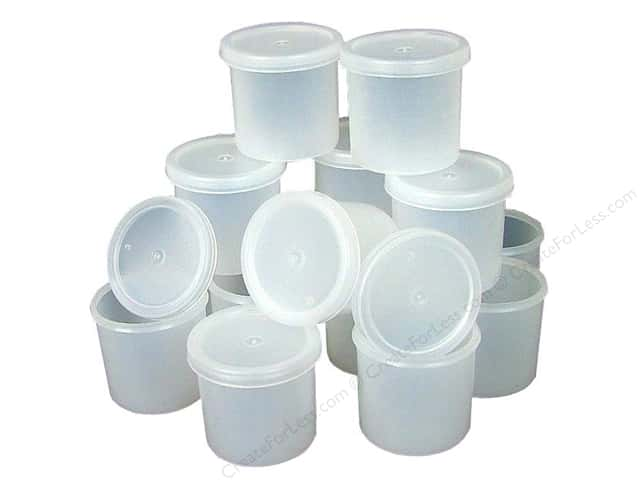 Plaid Cubby Ware Container with Lid 1 oz. (100 pieces)
