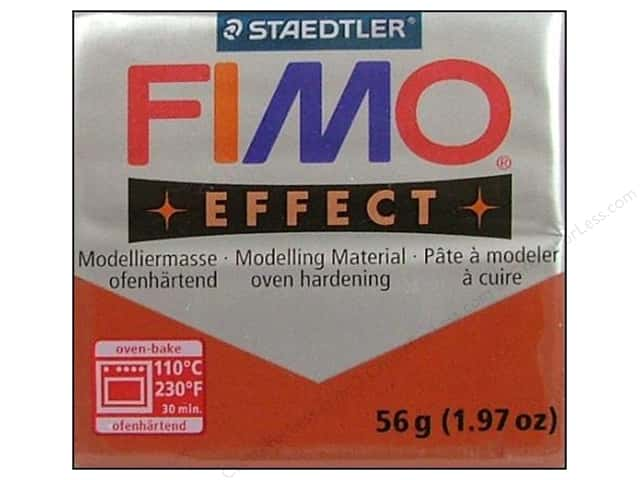 Fimo Soft Clay 2 oz. Metallic Copper