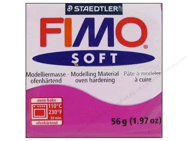 Fimo Soft Clay 2 oz. Violet