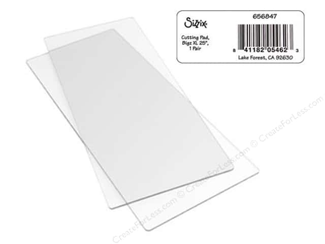 Sizzix Westminster Bigz Cutting Pad XL 25 in. 1 pr