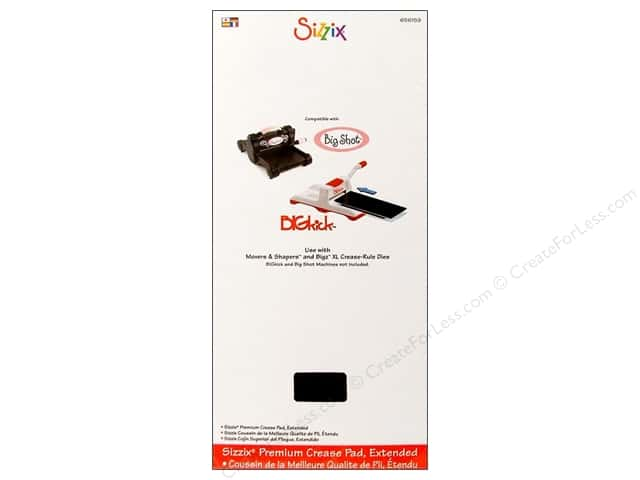 Sizzix Premium Creaser Pad Extended