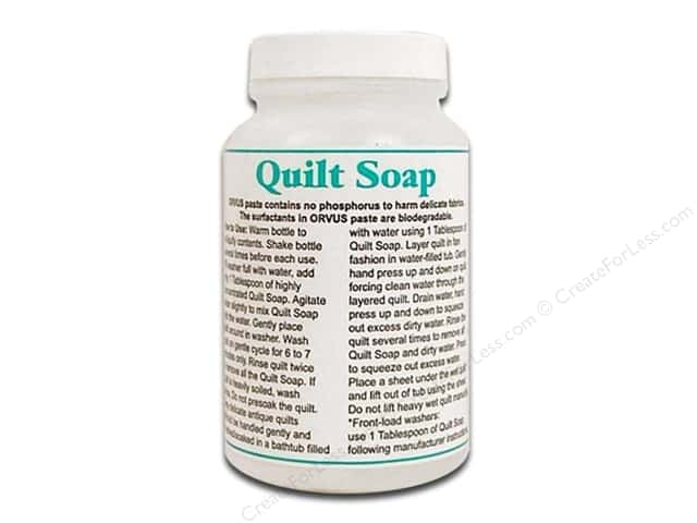 Quilter's Rule Orvus Quilt Soap 8 oz.