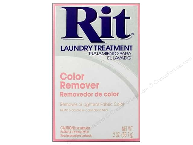 Rit Laundry Treatment Powder Color Remover 2oz