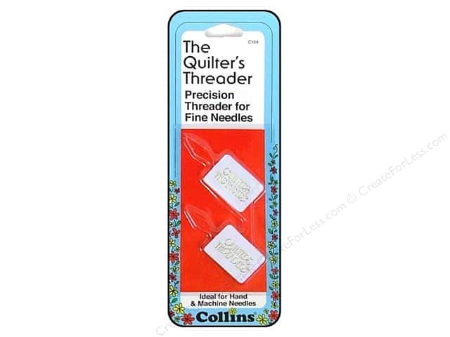 Quilter's Threader by Collins 2 pc.