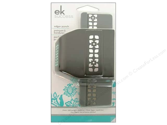 EK Paper Shapers Edger Punch Retro Flower