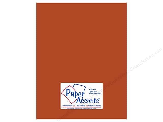 Cardstock 8 1/2 x 11 in. #81 Smooth Cumin by Paper Accents (25 sheets)