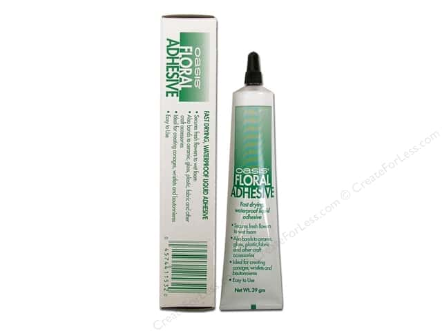 Oasis Floral Adhesive 39gm Tube