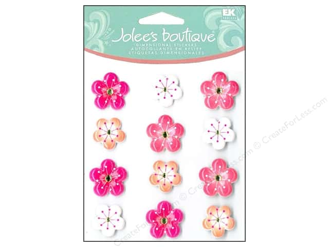 Jolee's Boutique Cabochons Cherry Blossoms