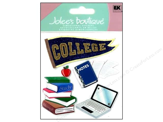 Jolee's Boutique Stickers College