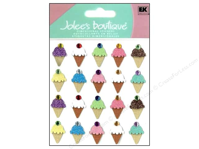 Jolee's Boutique Stickers Repeats Ice Cream