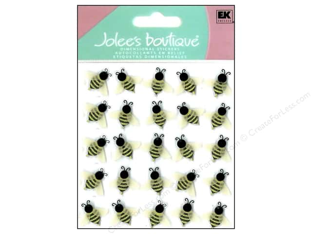 Jolee's Boutique Stickers Repeats Bees