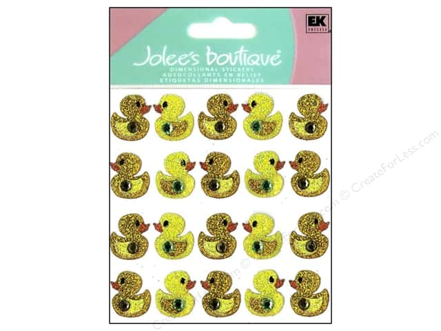Jolee's Boutique Stickers Repeats Ducks