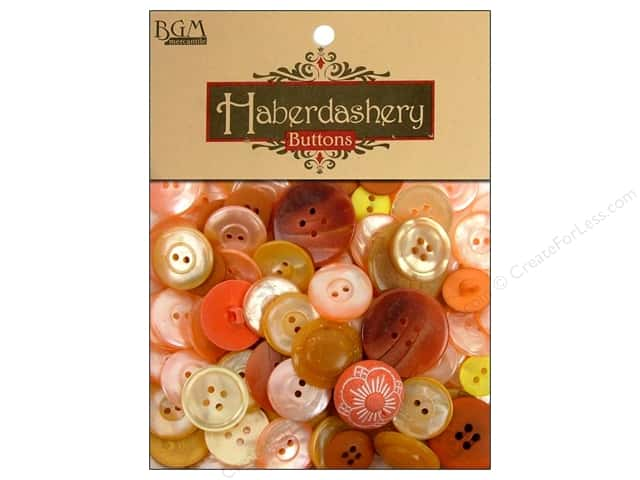 Buttons Galore Haberdashery Buttons Sunshine
