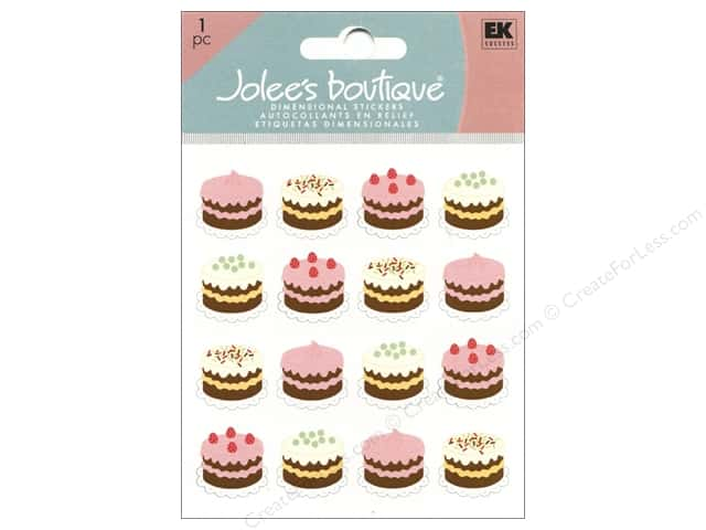 Jolee's Boutique Stickers Repeats Cake