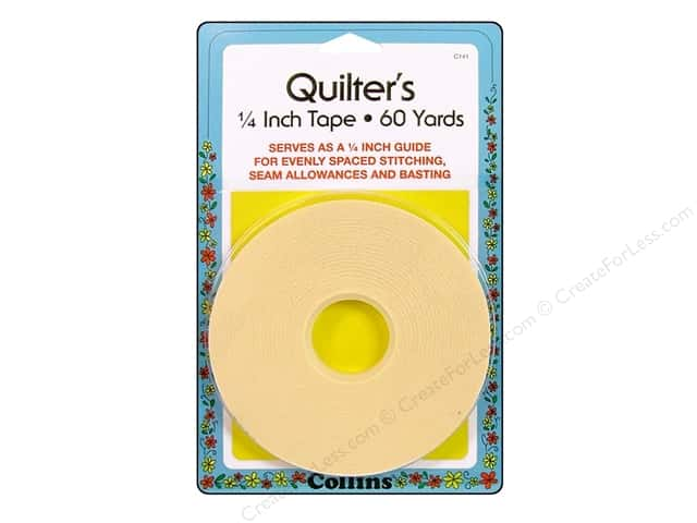 Quilter's Tape by Collins 1/4 in. x 60 yd.