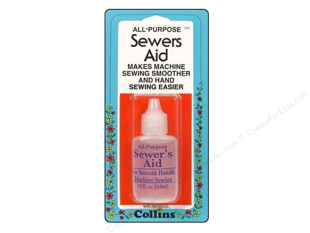 Sewer's Aid by Collins .5 fluid oz