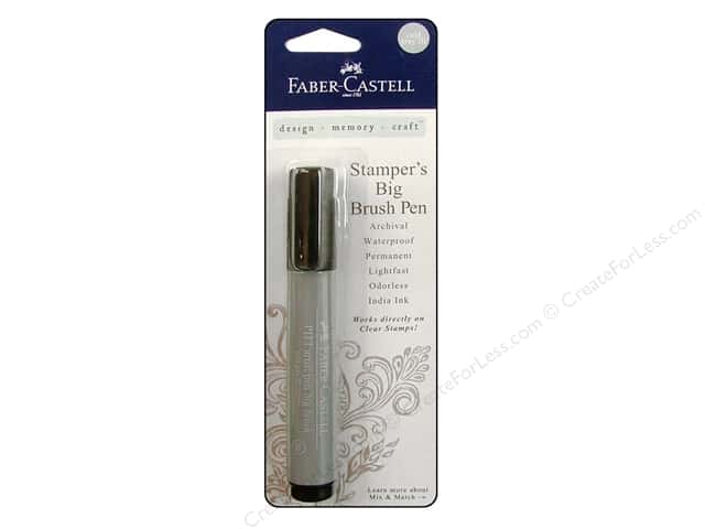 FaberCastell Stamper's Big Brush Pen Cold Grey III