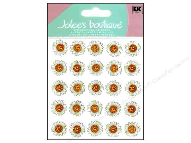 Jolee's Boutique Stickers Repeats Daisies