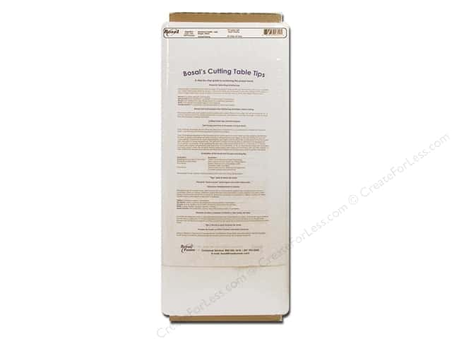 Bosal Interfacing Non Woven Fusible Light Weight 20 in. x 40 yd. White