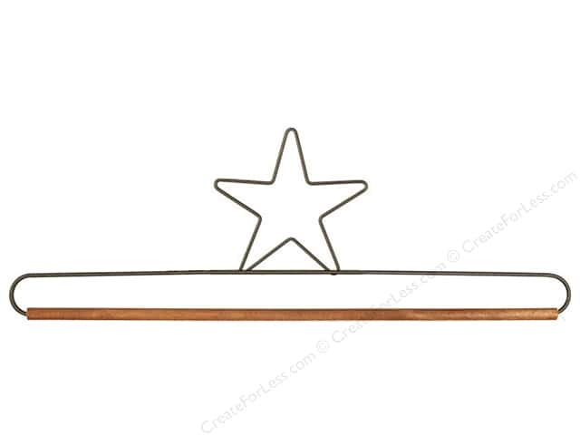 Ackfeld Craft Holders 16 in. Star