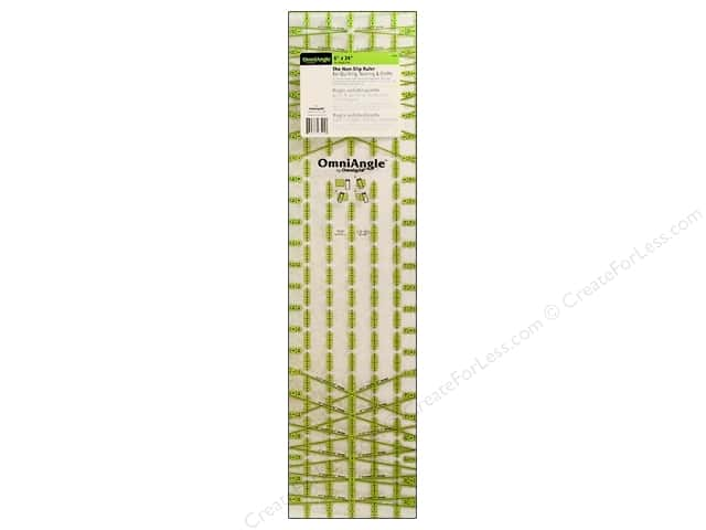 Omnigrid OmniAngle Wedge Ruler 6 x 24 in.