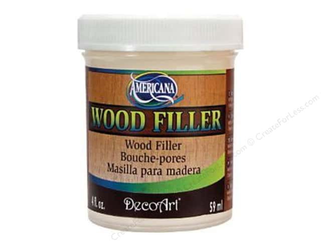 DecoArt Americana Wood Filler 4 oz.