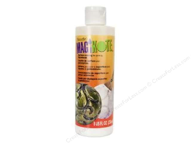 Decoart MagiKote Styrofoam Coating 8 oz
