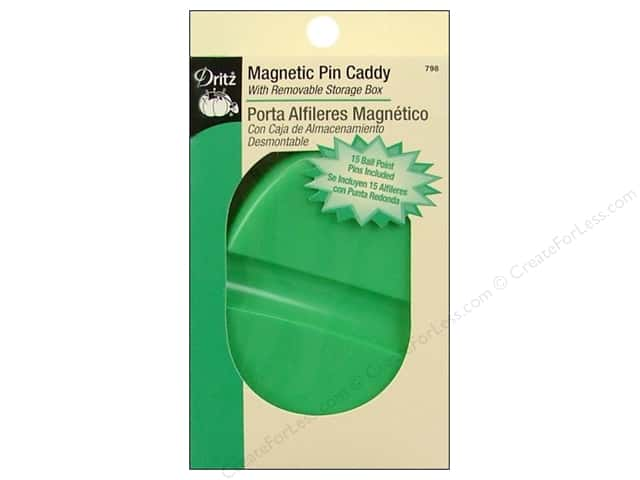 Magnetic Pin Caddy by Dritz
