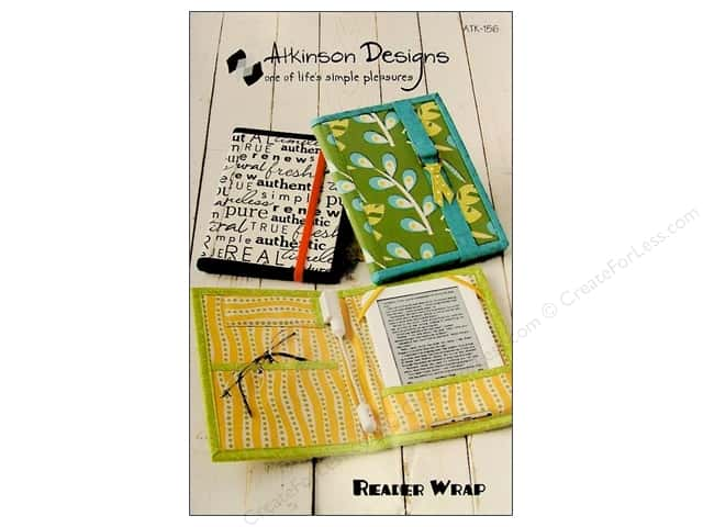 Atkinson Designs Reader Wrap Pattern