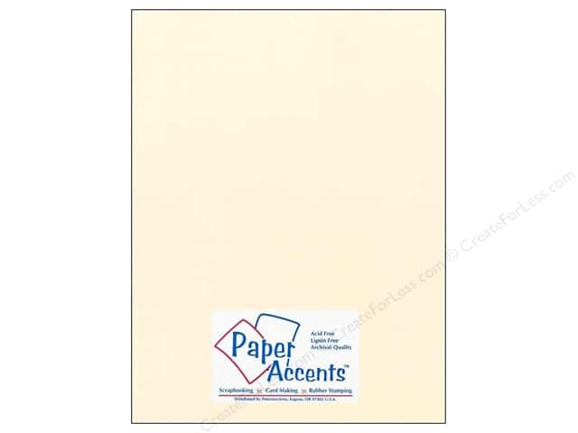 Paper Accents Cardstock 8 1/2 x 11 in. #73 Smooth Dusty Buff (25 sheets)