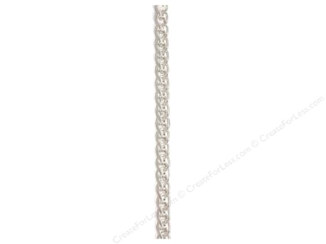 Sweet Beads Fundamental Finding Rope Chain 30 in. Silver