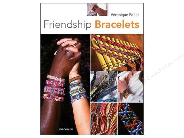 Search Press How To Make Friendship Bracelets Book
