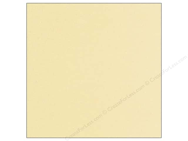 Doodlebug 12 x 12 in. Paper Sugar Coated Vanilla (25 sheets)
