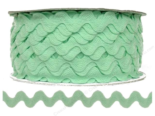Ric Rac by Cheep Trims  11/16 in. Mint (24 yards)