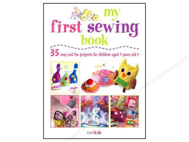 Cico My First Sewing Book by Susan Akass