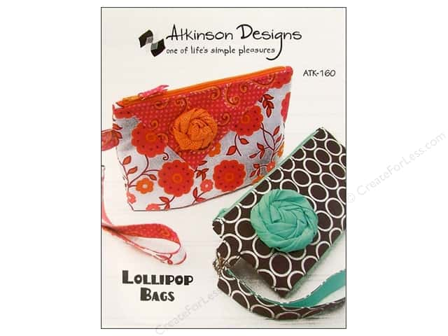 Atkinson Designs Lollipop Bag Pattern