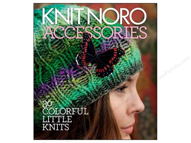 Sixth & Spring Knit Noro Accessories Book