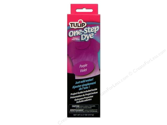Tulip One Step Dye Purple 0.17oz