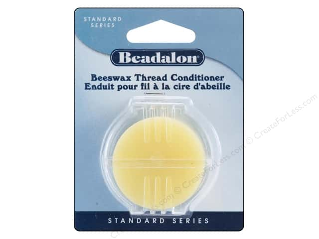 Beadalon Bees Wax Thread Conditioner 0.43 oz.