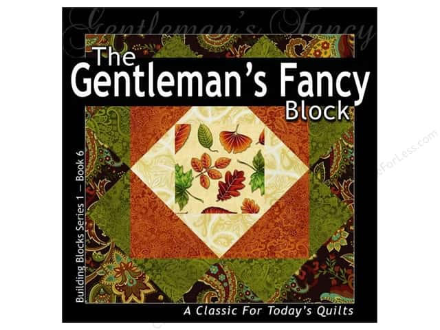 All American Crafts Series 1-#6 Gentleman's Fancy Book